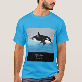 Killerwhale and Orcinus orca T-Shirt