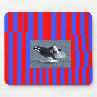 Killerwhales Alfombrillas De Raton