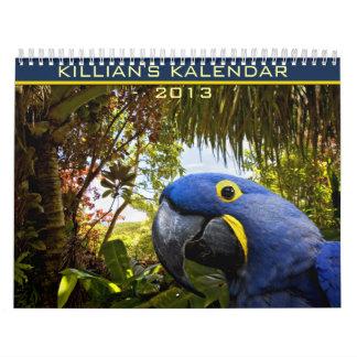 Killian's Kalendar Calendar