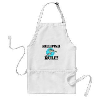 KILLIFISH Rule! Adult Apron