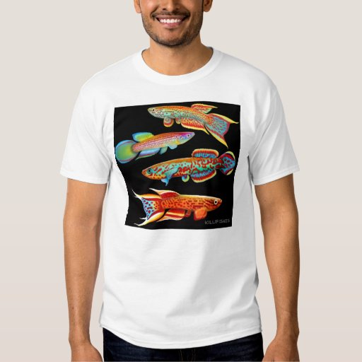 Killifishes T-Shirt