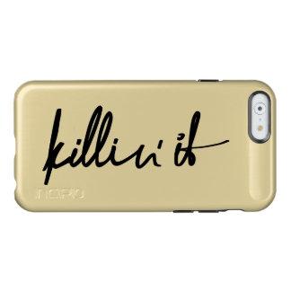 killin él funda para iPhone 6 plus incipio feather shine
