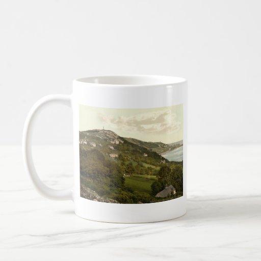 Killiney and Dalkey Classic White Coffee Mug