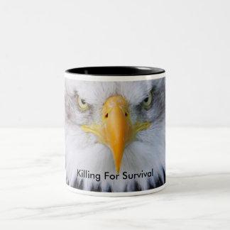 Killing For Survival Coffee Mugs