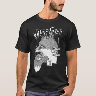 Killing Foxes Band Tee