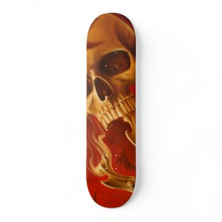 killing skateboard