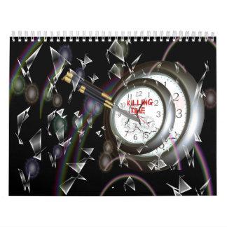 Killing Time Calendar