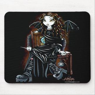 Killing Time Gothic Faerie Mousepad
