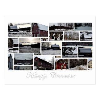 Killingly, Connecticut Postcard