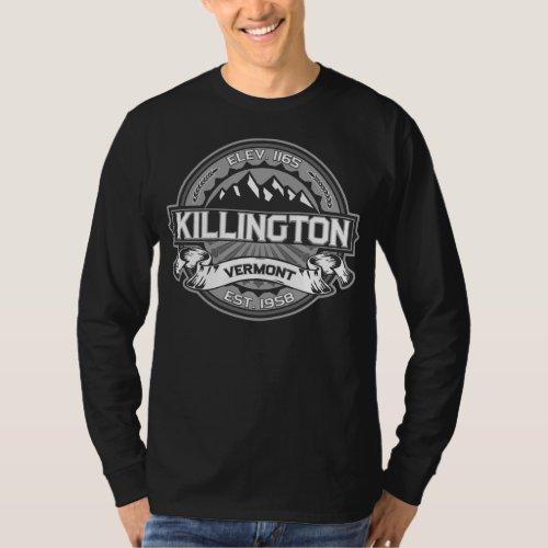 Killington Grey Dark T_Shirt