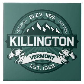 "Killington ""Vermont Green"" Tile"