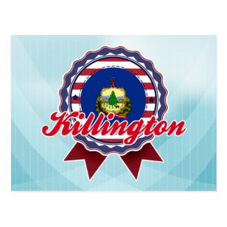 Killington VT Post Card