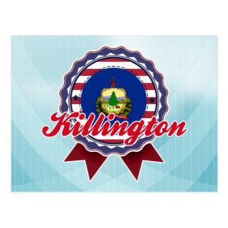 Killington, VT Postal