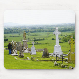 Killkenny, Ireland. The dramatic Spectacle of Mouse Pad