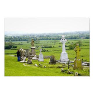 Killkenny, Ireland. The dramatic Spectacle of Photo Print