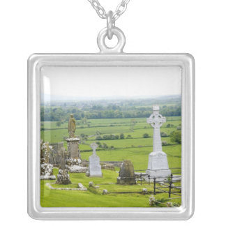Killkenny, Ireland. The dramatic Spectacle of Silver Plated Necklace