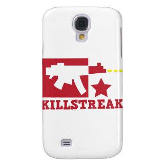 KILLSTREAK machine gun Galaxy S4 Cover