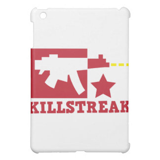 KILLSTREAK machine gun iPad Mini Cases