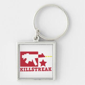 KILLSTREAK machine gun Keychain