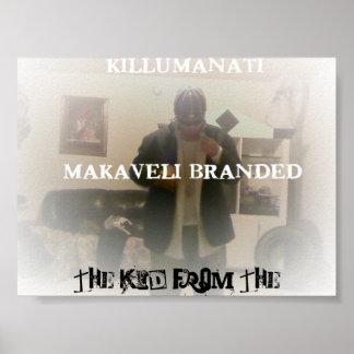 Killumanati Poster