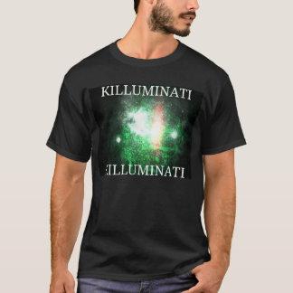 Killuminati black and green T-Shirt