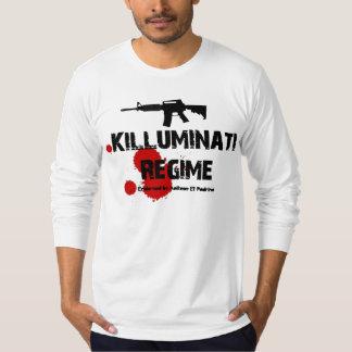 Killuminati Regime Long Sleeve T Shirt