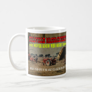 Killville Saucer Crash Mug