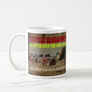 Killville Saucer Crash Mug