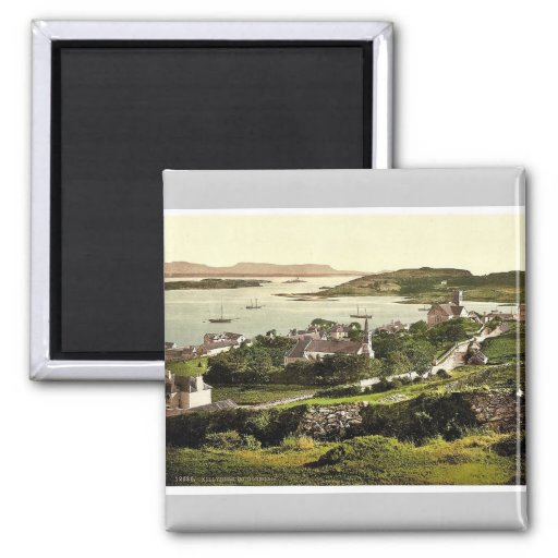 Killybegs. Co. Donegal, Irlanda Photoc magnífico Imanes