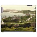 Killybegs Village, Donegal Ireland iPad case