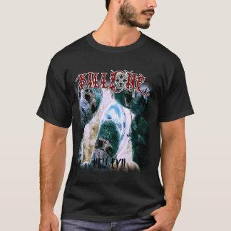 KILLZONE Hell Evil Track Title Back T-Shirt
