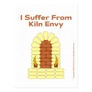 Kiln Envy Postcard