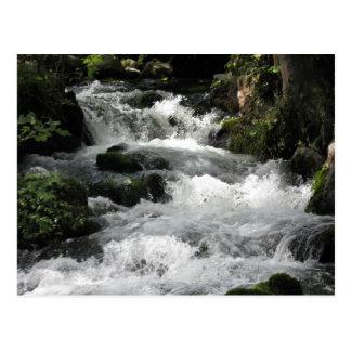 Kilnsey Stream Postcard