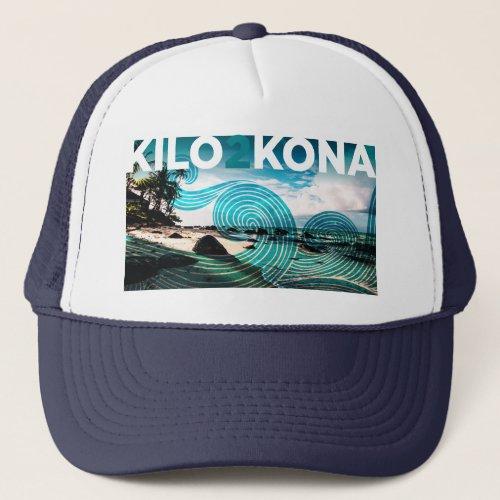 Kilo2Kona Trucker Hat