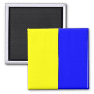 Kilo 2 Inch Square Magnet