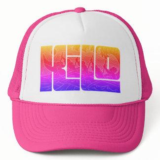 Kilo Rainbow Trucker Hat