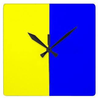 Kilo Square Wall Clock