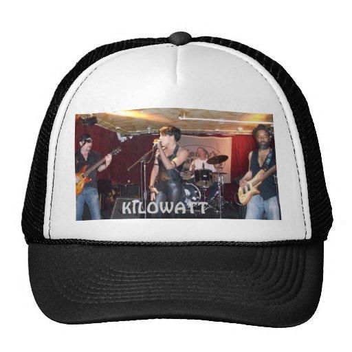 KILOWATT TRUCKER HAT