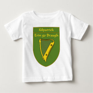Kilpatrick 1798 Flag Shield Baby T-Shirt