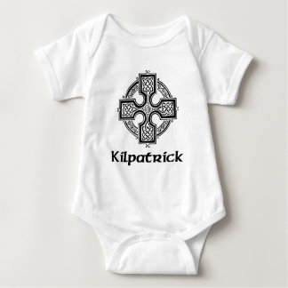 Kilpatrick Celtic Cross Baby Bodysuit