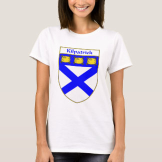 Kilpatrick Coat of Arms/Family Crest T-Shirt