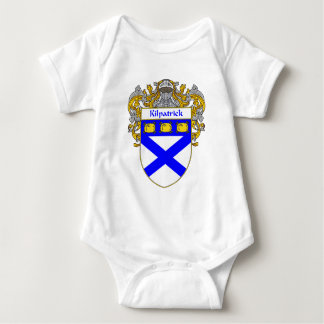 Kilpatrick Coat of Arms (Mantled) Baby Bodysuit