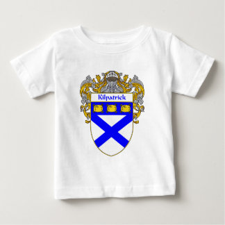 Kilpatrick Coat of Arms (Mantled) Baby T-Shirt