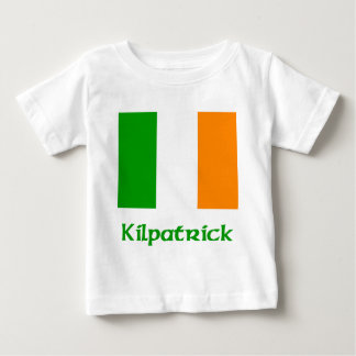 Kilpatrick Irish Flag Baby T-Shirt