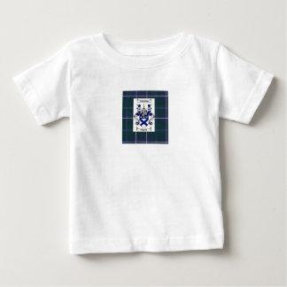 Kilpatrick on Douglas Modern Tartan Baby T-Shirt