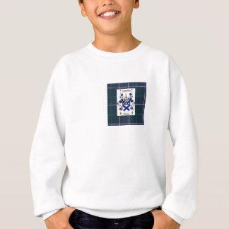 Kilpatrick on Douglas Modern Tartan Sweatshirt