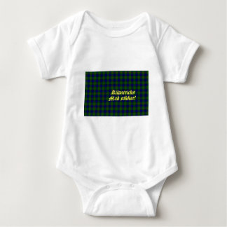 Kilpatricks Mak Sikkar Baby Bodysuit