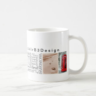 kilrB3Design - Obra clásica 11 onzas. Taza