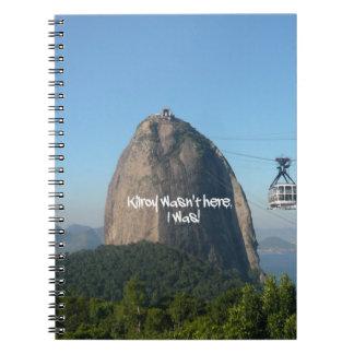 Kilroy in Rio Notebook