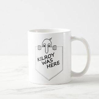 Kilroy Coffee Mugs
